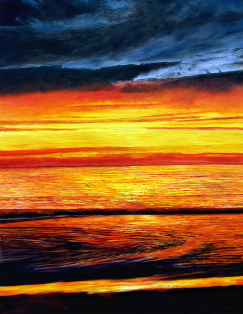 Carpinteria Sunset #14