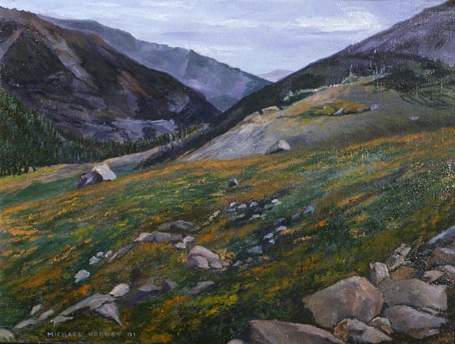 Near Aspen