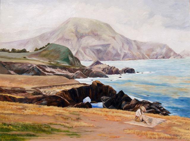 South of Big Sur