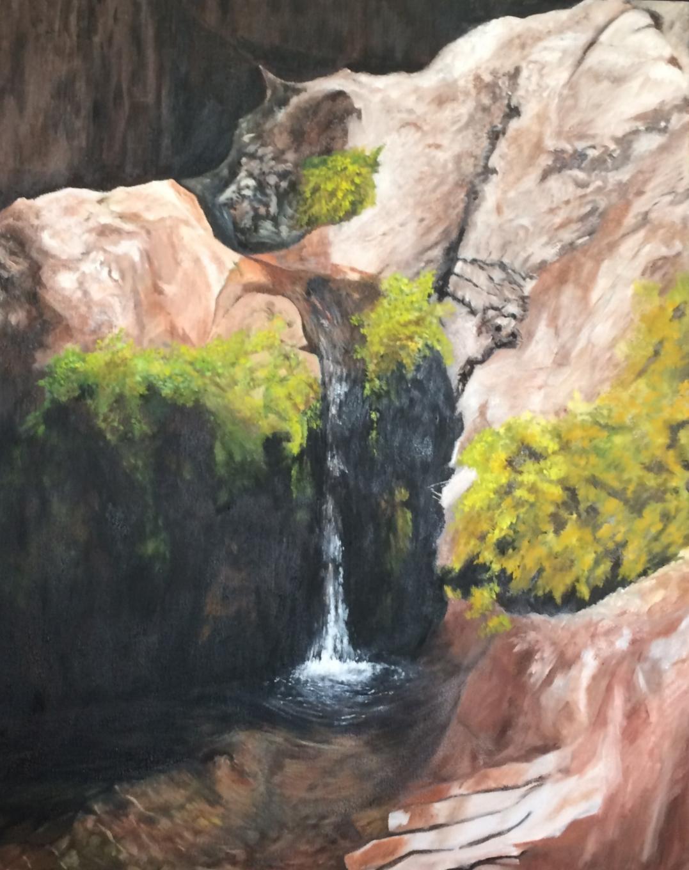 Temescal Falls