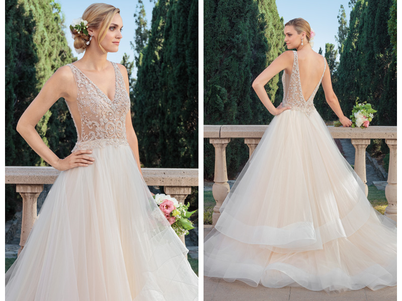 Casablanca Bridal at Wine Country Bride Boutique | Designer Collection