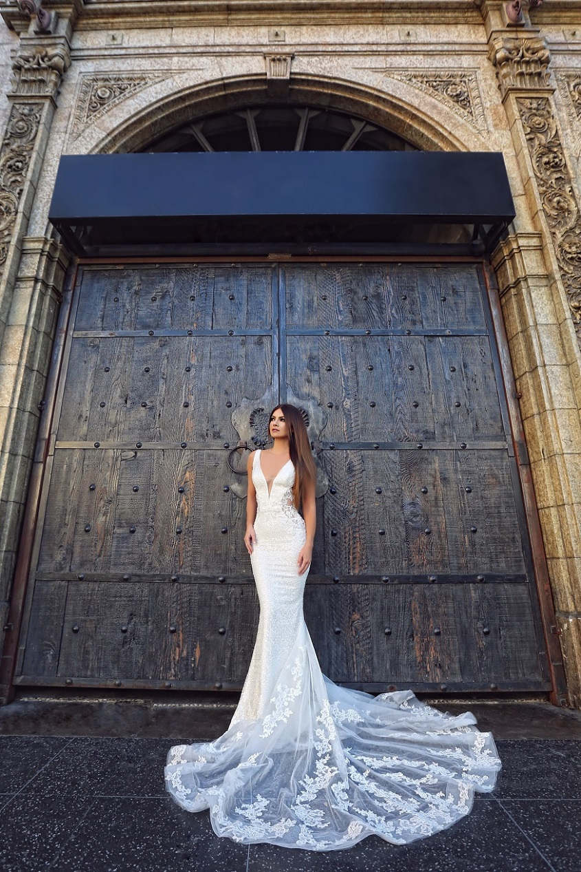 enzoani bridal 2018 trunk show wine country bride boutique2