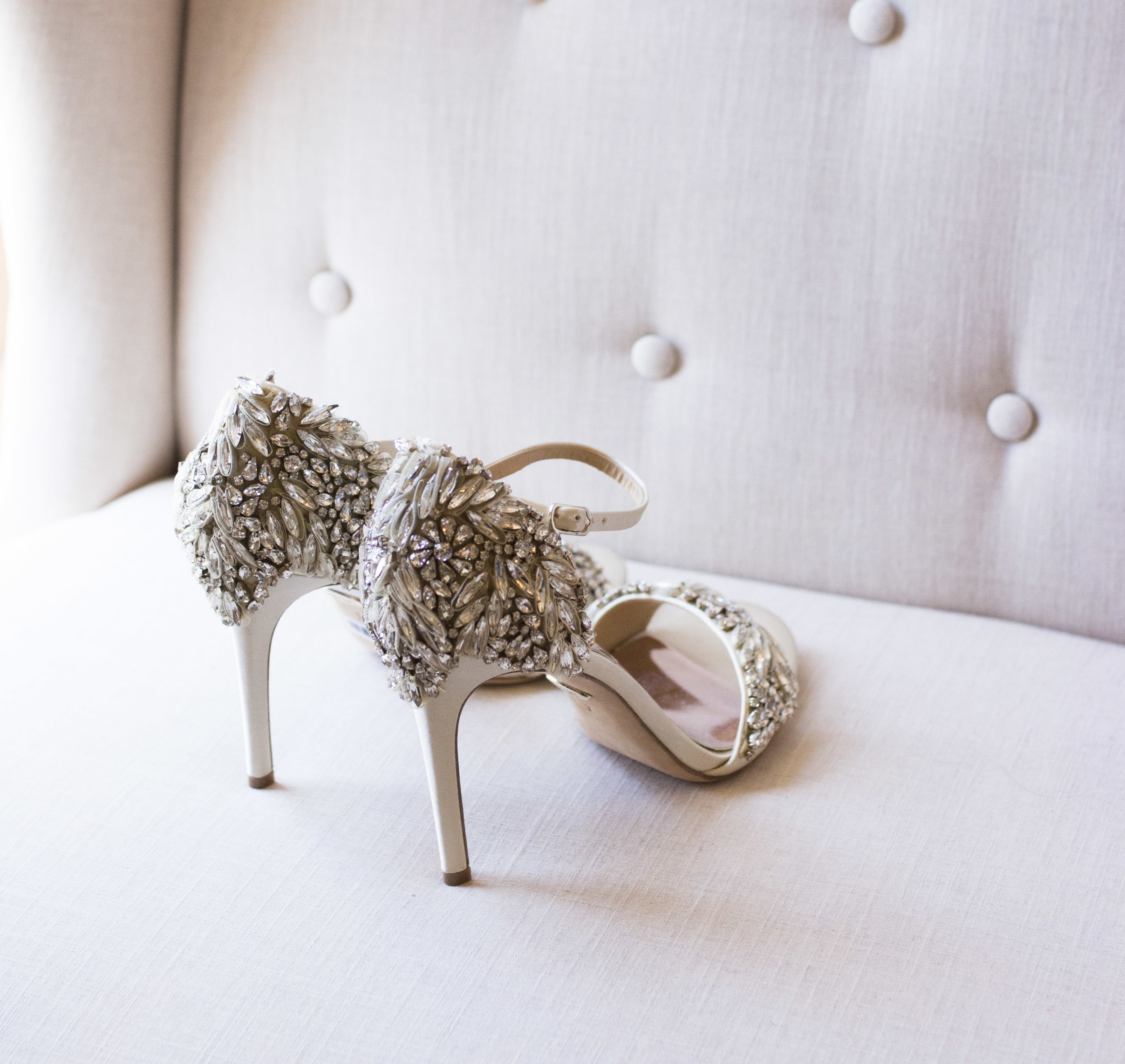 Bridal shoes in Santa Rosa