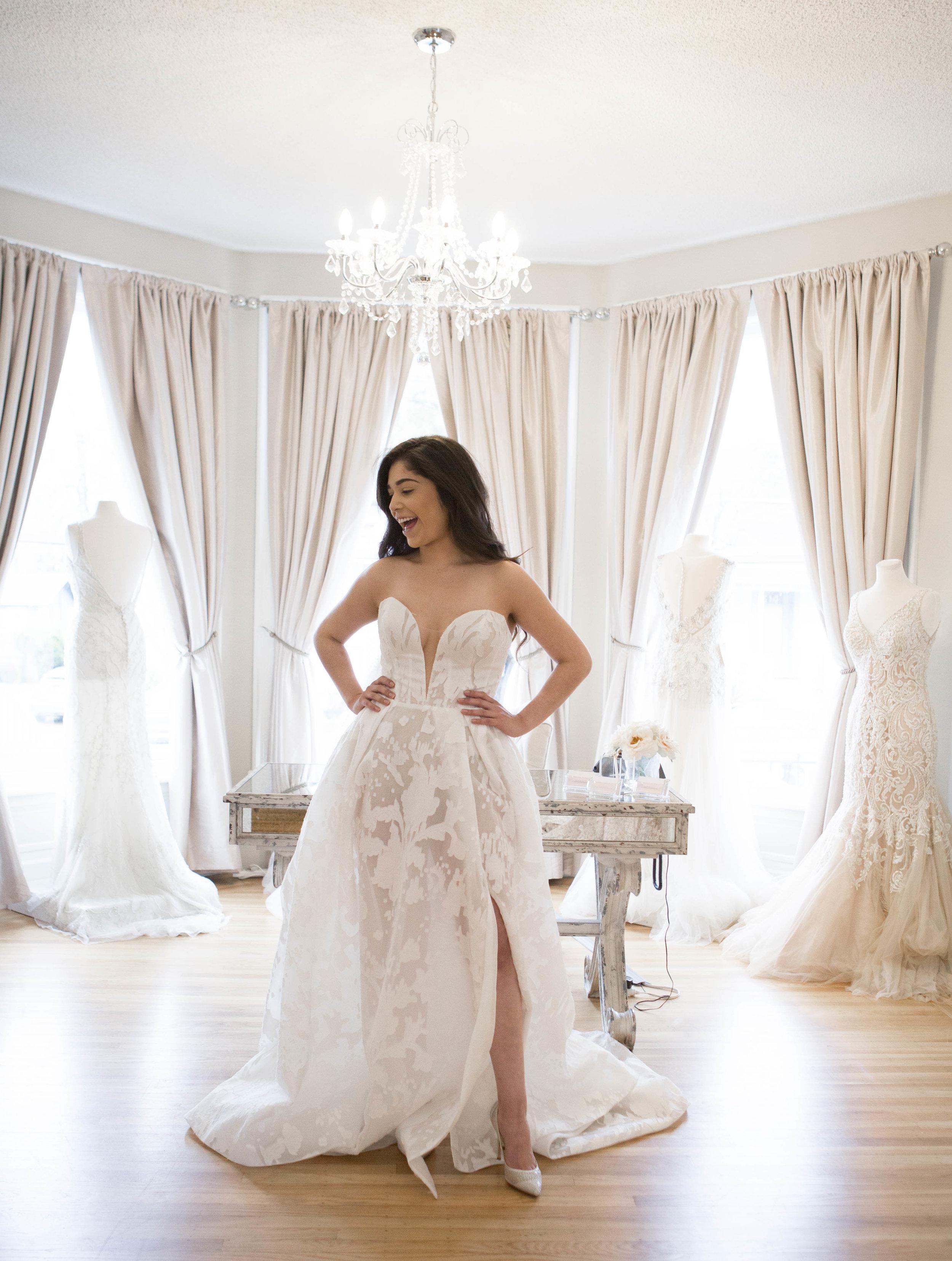 Wedding Dress Sale at Wine Country Bride Boutique | Santa Rosa