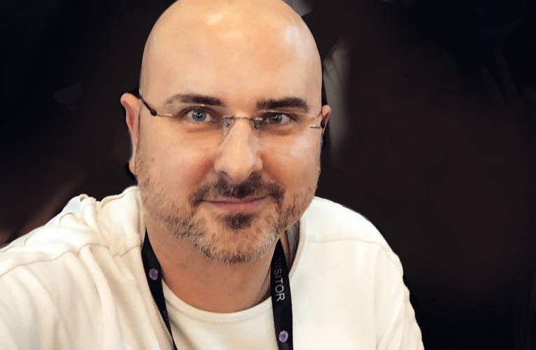 Gareth Brocklebank  Event Manager