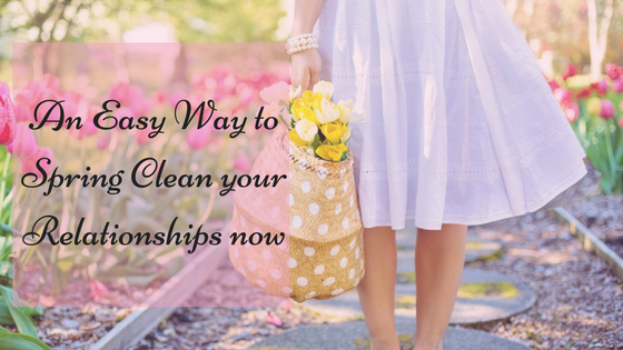 spring clean your relationship
