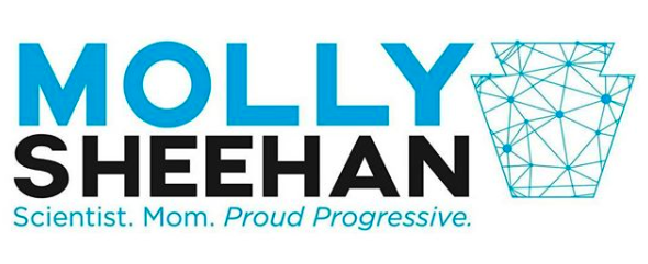 MOLLY SHEEHAN FOR CONGRESS - Workers for Molly Sheehan, a congressional candidate for PA-05, ratified a collective bargaining agreement in May 2018.