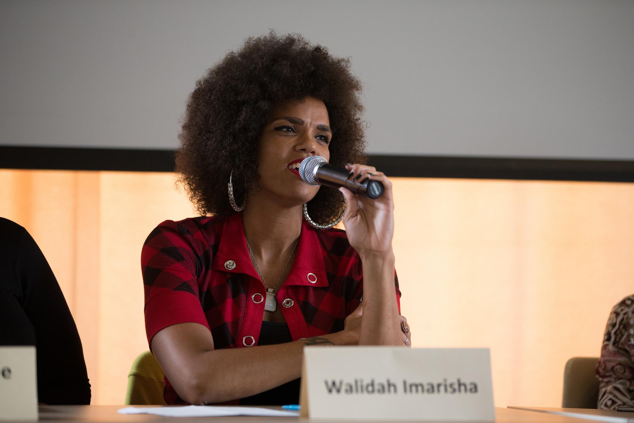 Walidah Imarisha