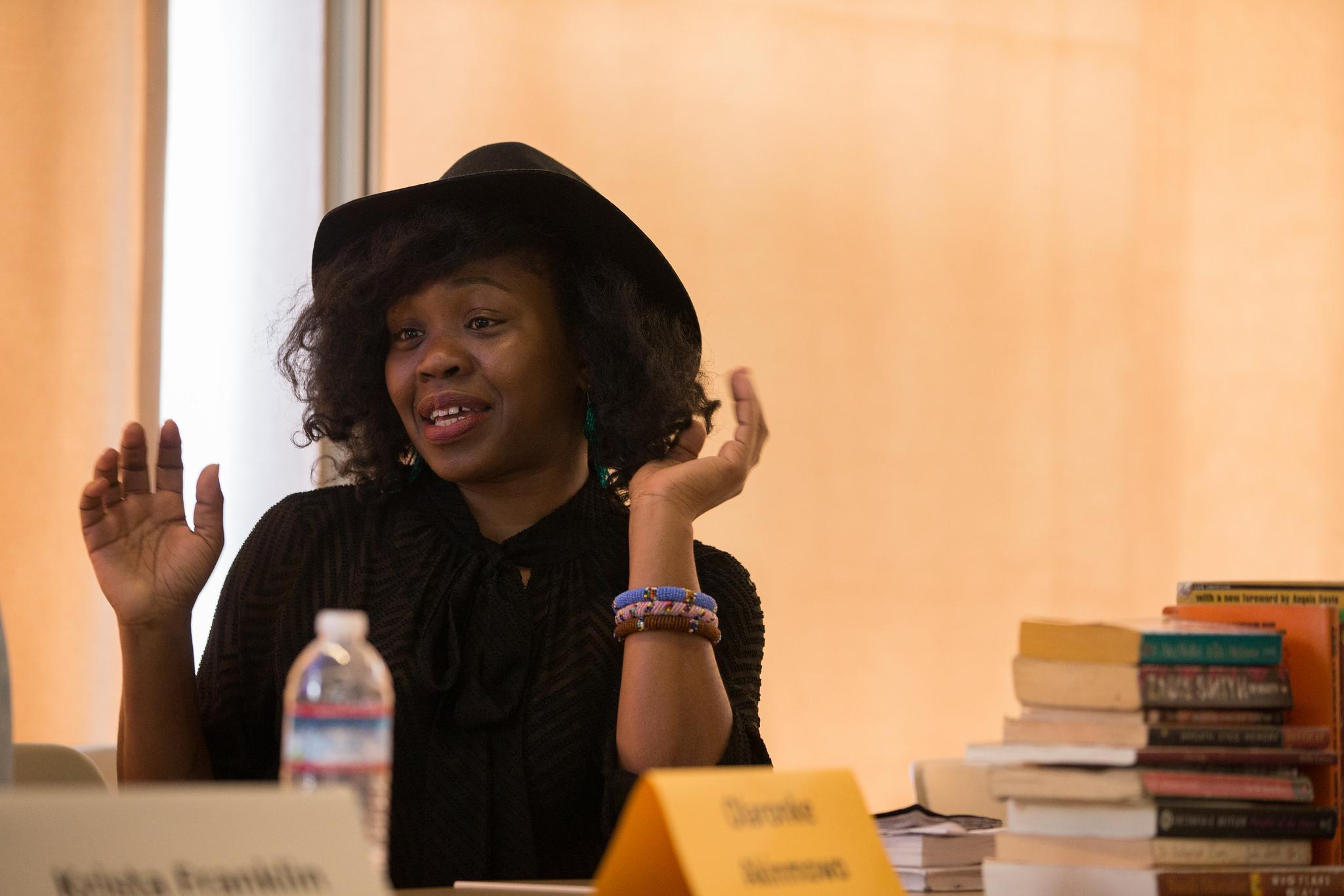 OlaRonke Akinmowo