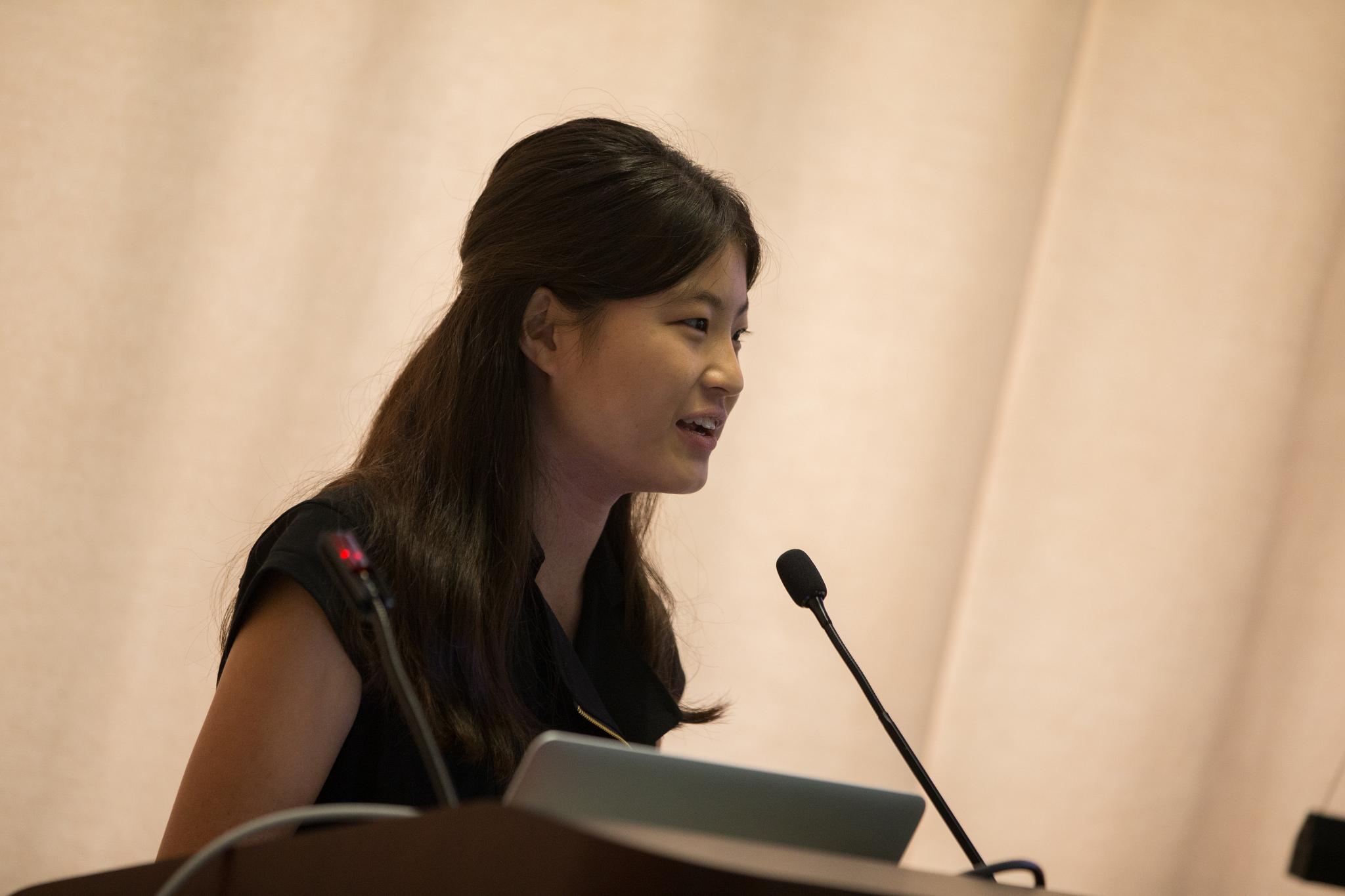 UCSD Undergraduate Lauren Matsumoto