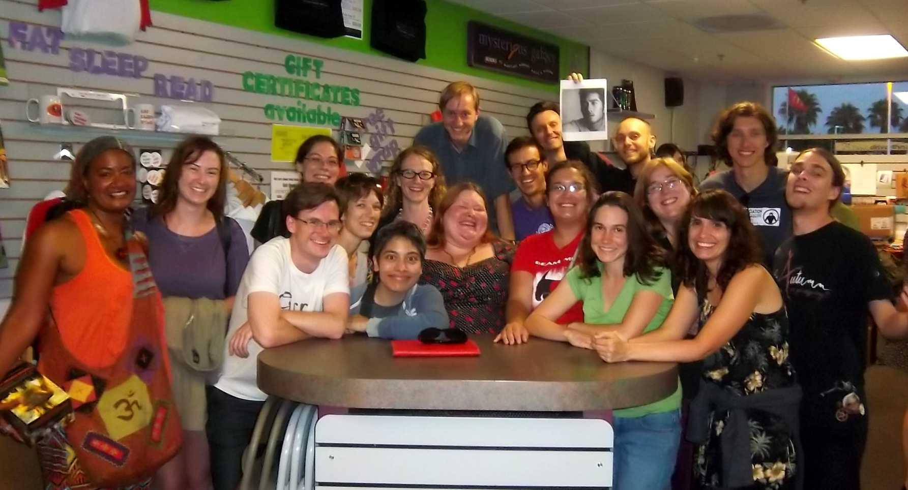 Clarion 2012 with Instructor Cassandra Clare
