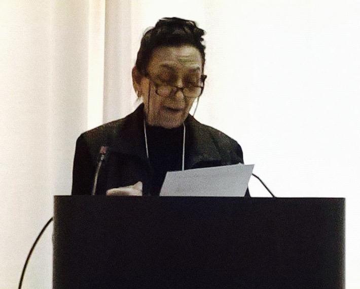 Rosaura Sánchez,, co-author of  Lunar Braceros 2125-2148