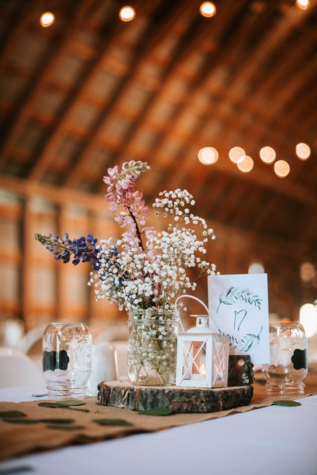 Thunder Bay Barn Wedding