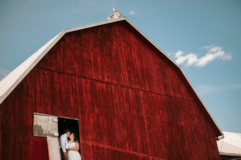 Corbett Creek Farm Wedding
