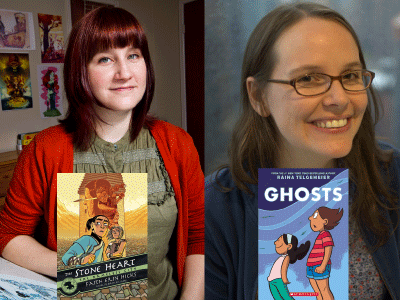 Faith-Erin-Hicks-with-Raina-Telgemeier-Santa-Clara-Library.png