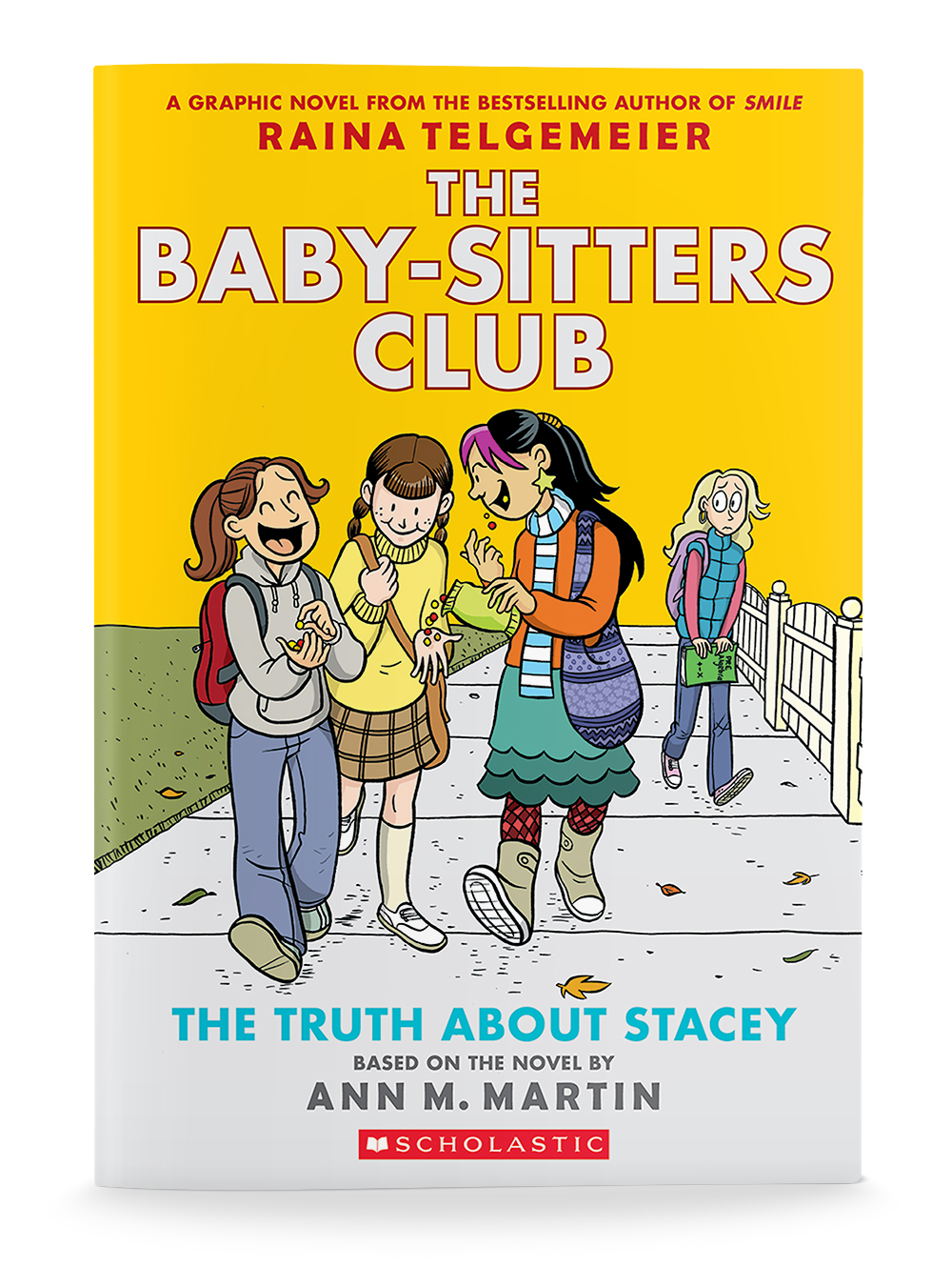 Copy of Baby-Sitters Club #2