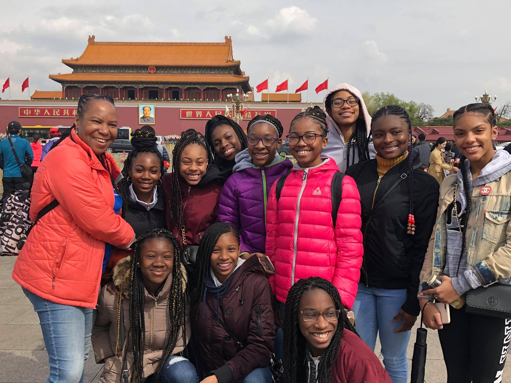 We Run the World - Jeuness Track Club not only nurtures the physical aspect of these young girls' lives, but also aims to provide special experiences by giving them the opportunity to travel internationally each year. Some of the countries visited, include China, Germany, France and Italy.Learn More