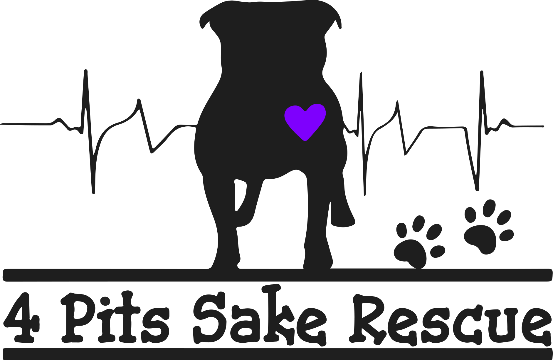 FosterHandbook - Know what to expect when fostering with 4 Pits Sake Rescue.