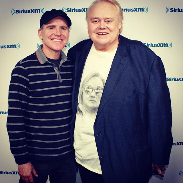 Great talk w/ @louieanderson along with a Sunday Papers edition. Fitzdog Radio awaits you
