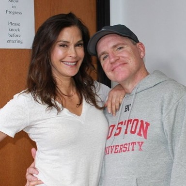 Always loved Teri Hatcher. More now that she's been on the podcast.  Up now