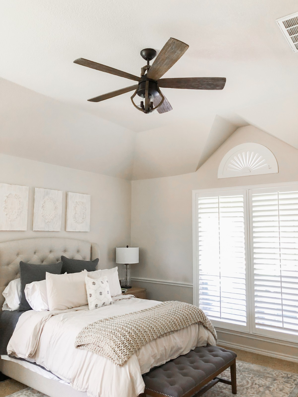 Cozy Neutral Master Retreat - Farmhouse Living.jpg