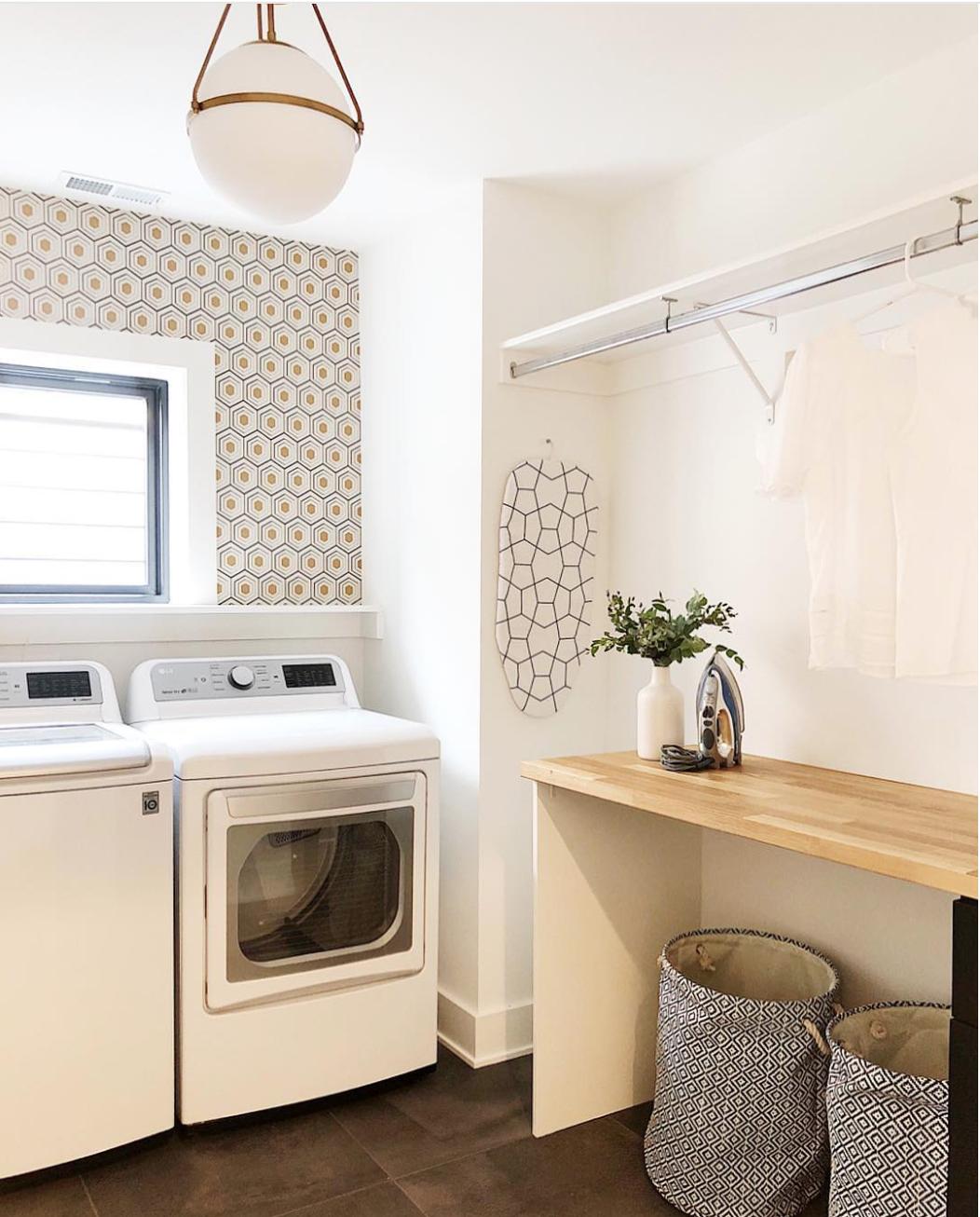 Laundry Lovin Our Favorite Laundry Room Inspiration Farmhouse Living