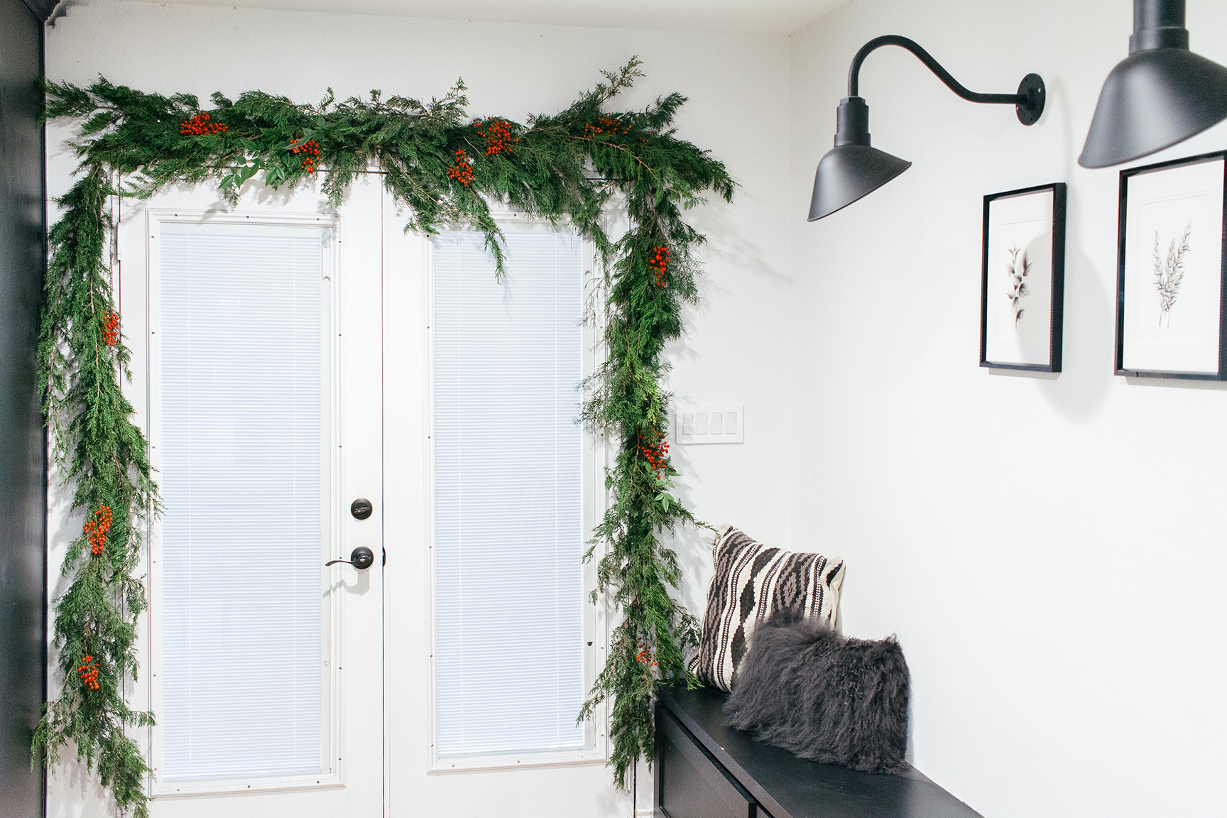 Perfectly Imperfect Minimal Christmas