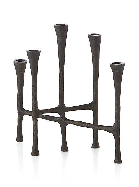 Rustic Candle Holder Holder - → SHOP IT NOW