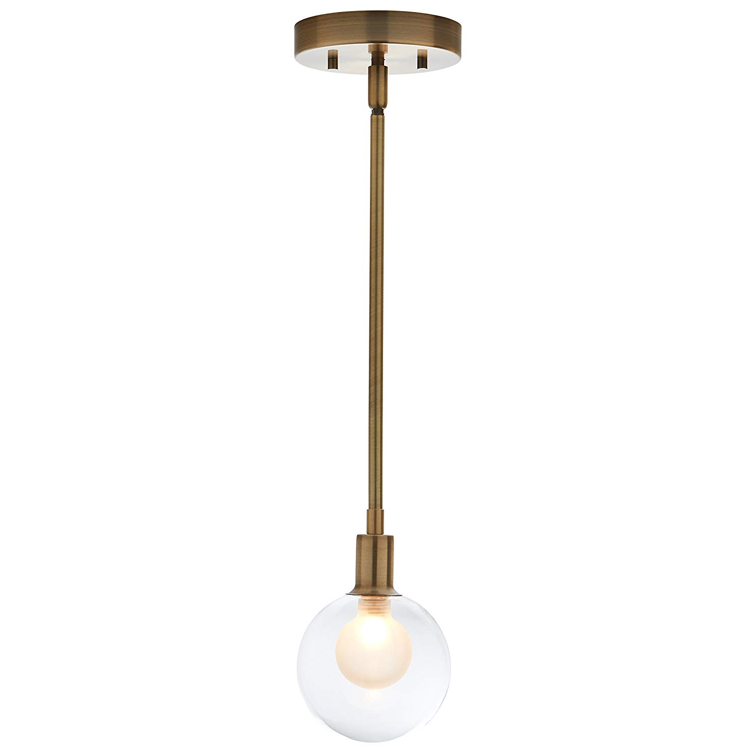 Gold Modern Light Fixture.jpg