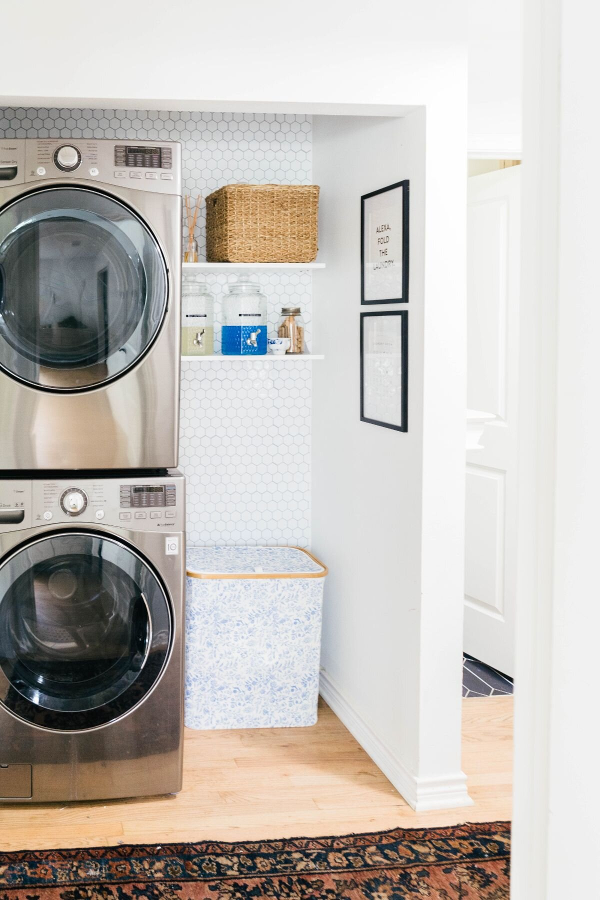 Hallway Laundry Room - Peel and Stick Tile 6.jpg