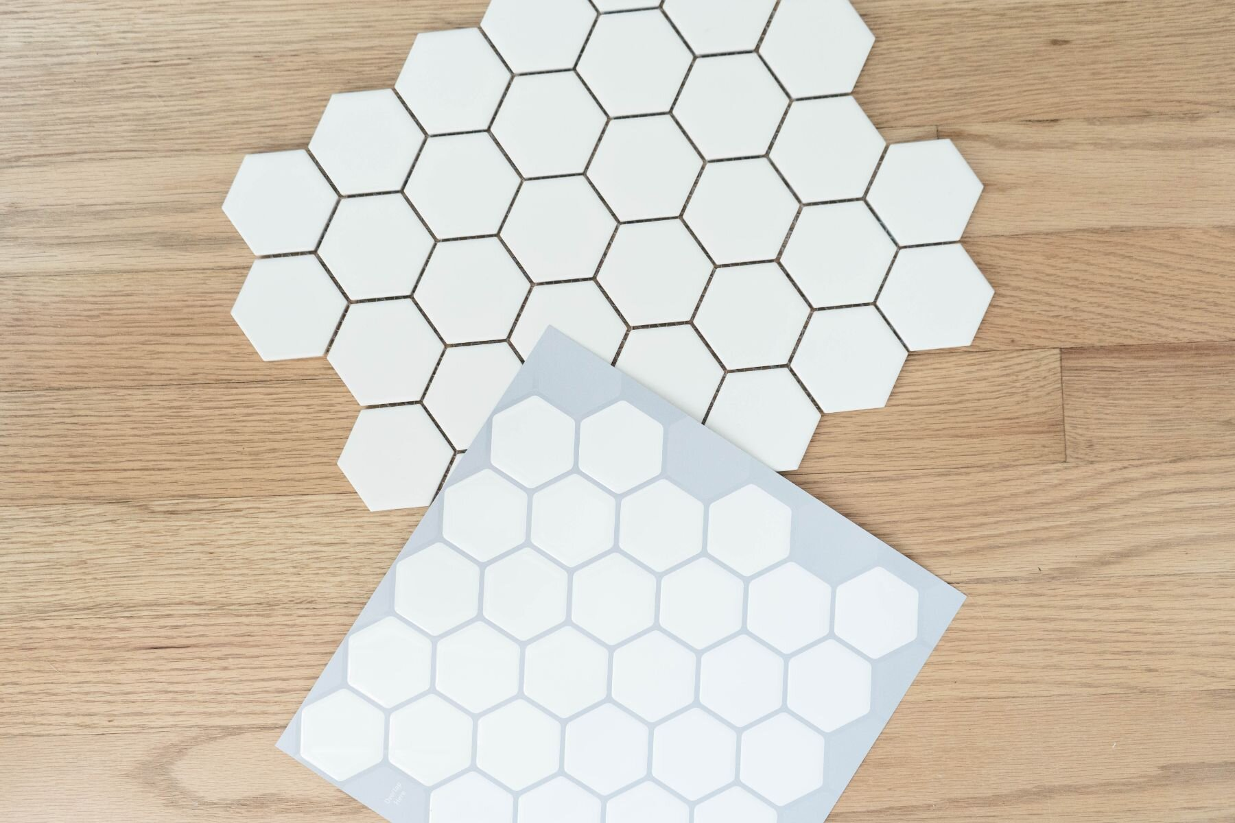 Hallway Laundry Room - Peel and Stick Tile.jpg