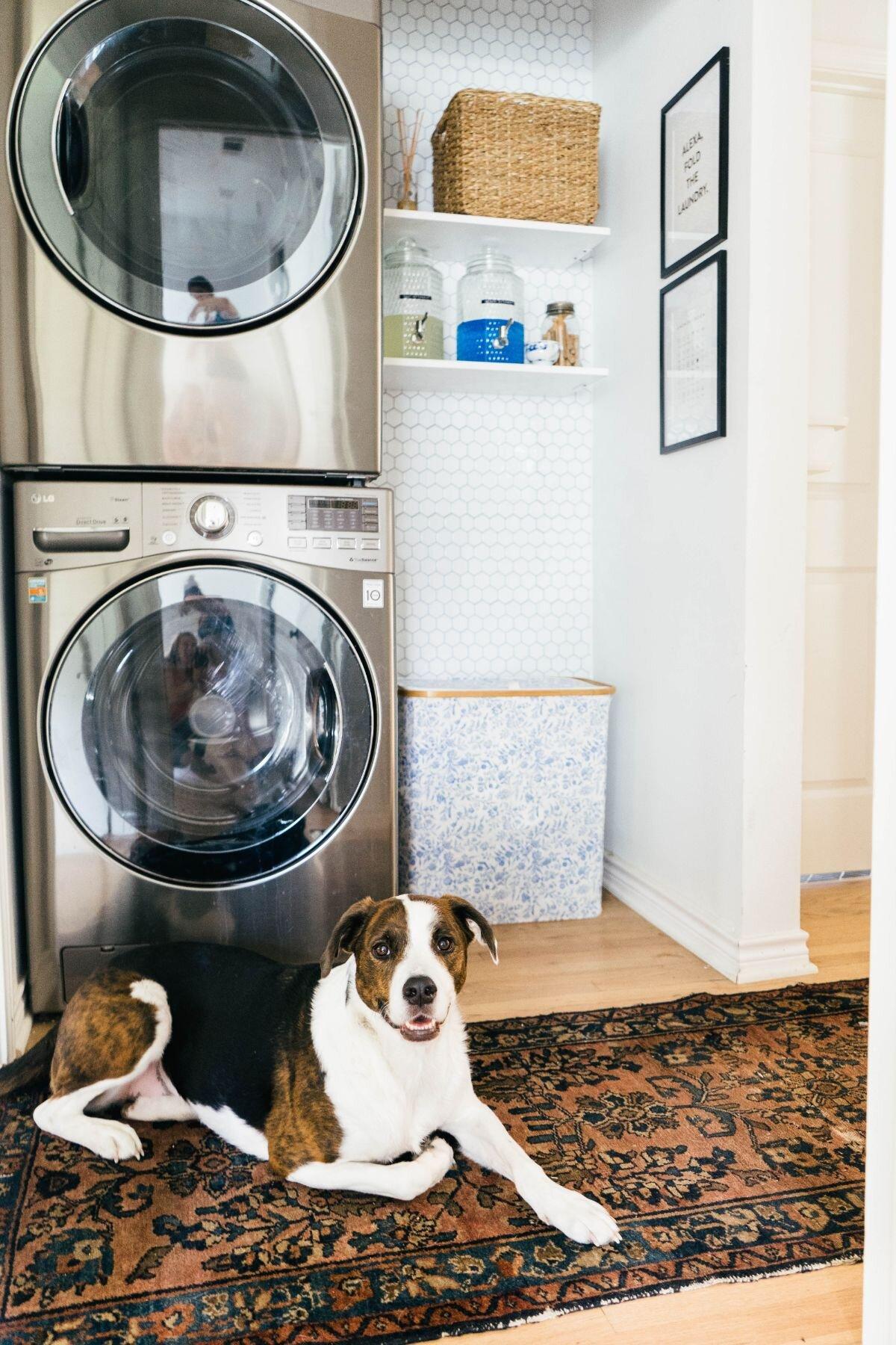 Hallway Laundry Room - Peel and Stick Tile 8.jpg