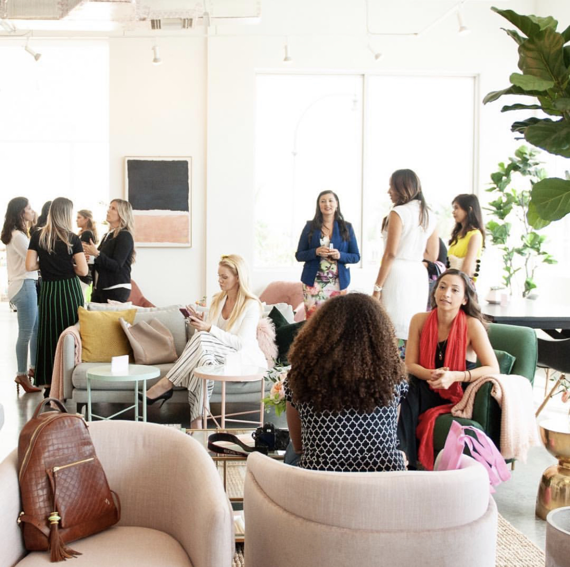 The Emery Workspace & Social Club for Women