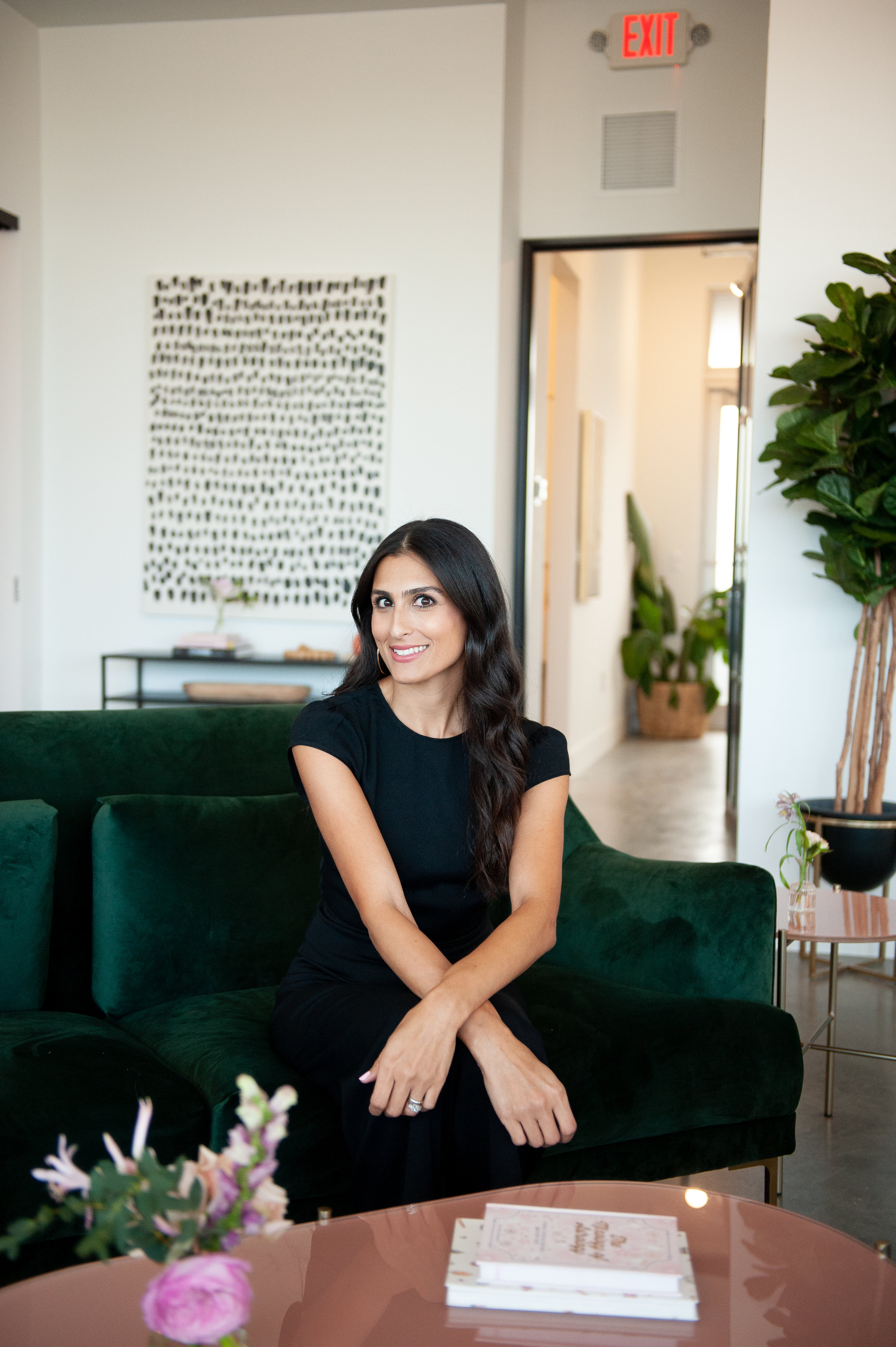 Emery Aileen Lavin Founder South Florida Co-Working Space
