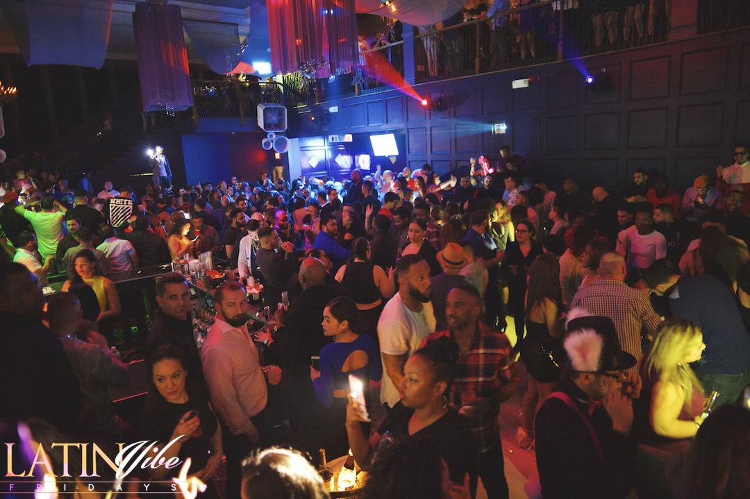 3.30.18 - DJ CAMILO, DJ NYSE