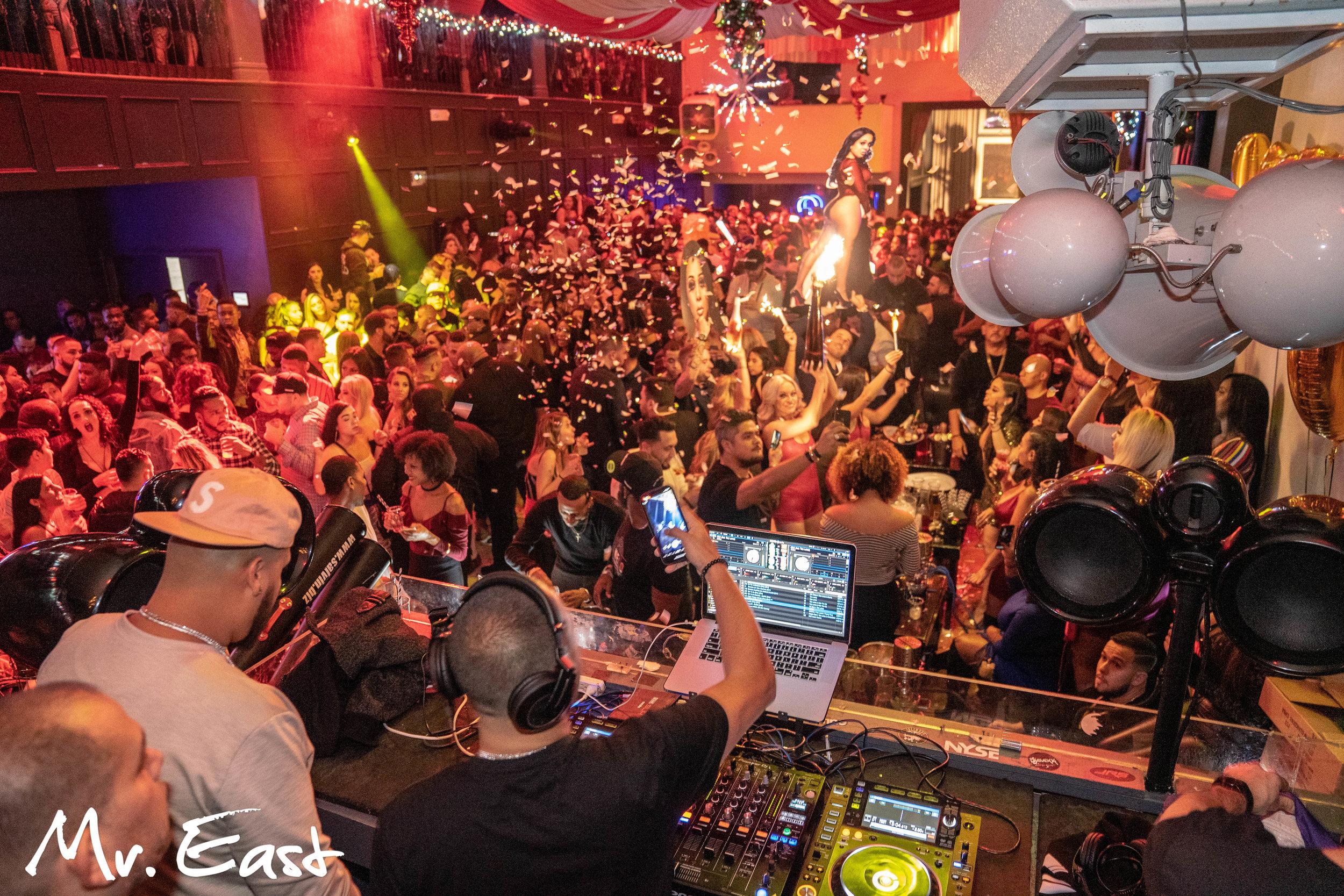 12.15.18 - DJ CAMILO, B-FINEWANDA'S BIRTHDAY BASH