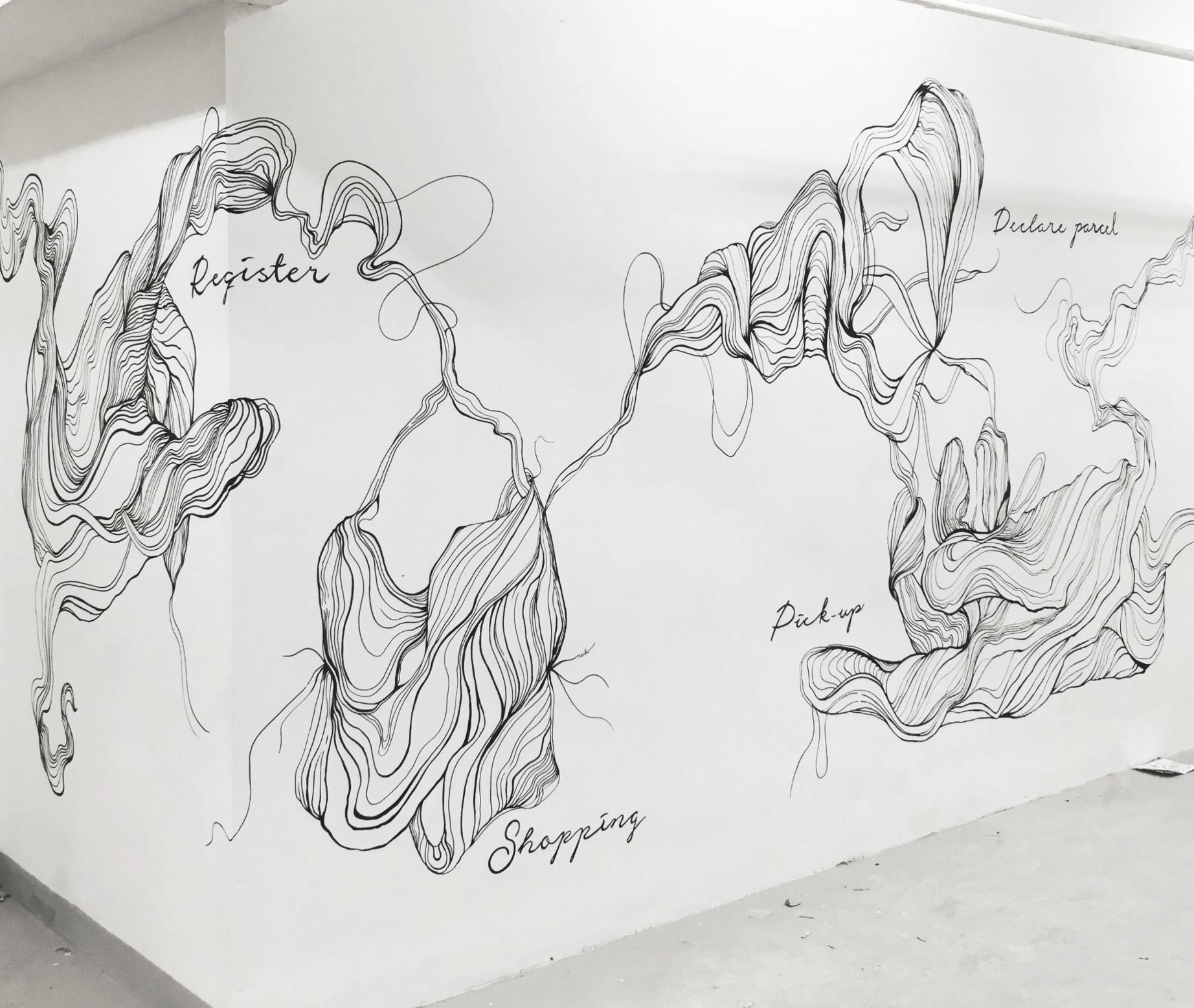 Mural: BuyandShip