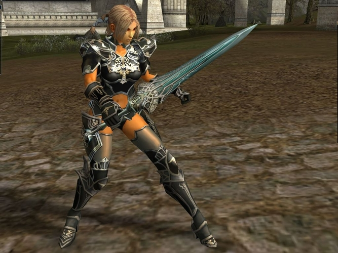 3. Lineage II - Source: Game Border