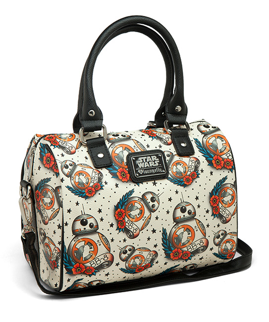 Star Wars BB-8 Tattoo Flash Duffel Purse -