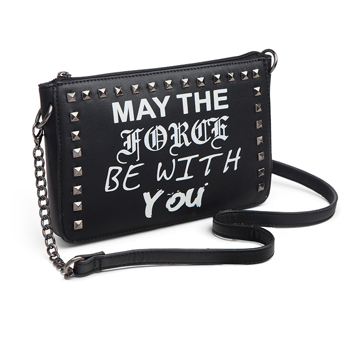 Star Wars May the Force Be With You Purse -