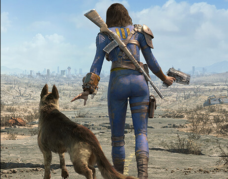 Your Survivor Woman - mother of Shaun -Fallout 4