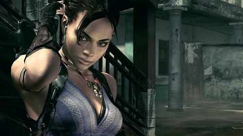 Sheva from Resident Evil 5