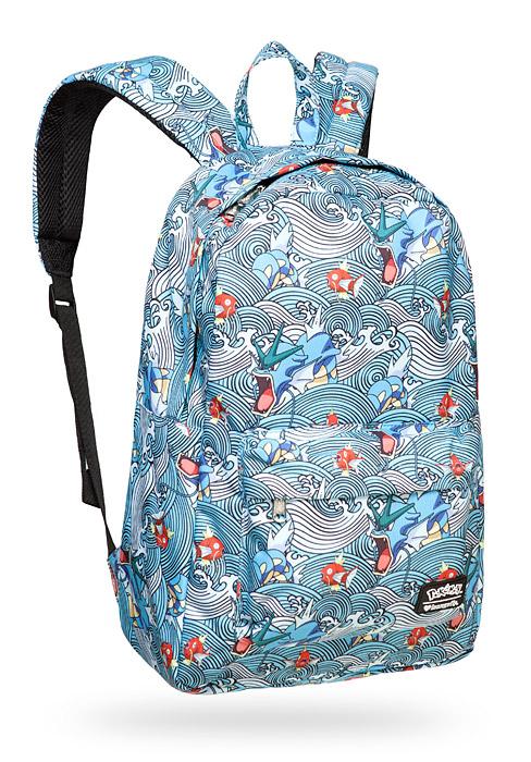 Gyarados & Magikarp Waves - Pokemon Backpack