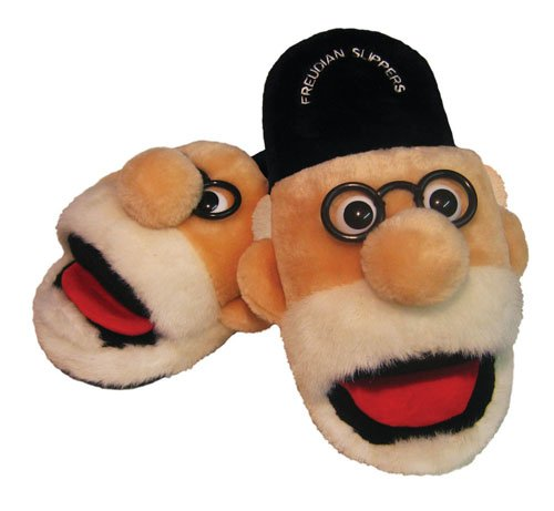 Freudian Slippers - Tired of your gamer buddy or significant other losing their cool and calling you out on pushing your lane too far or missing an easy killshot? Well get your revenge in the form of a nice and caring present! This joke gift is perfect for the easily enraged!