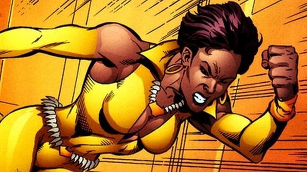 Vixen - If you read comics and don't know Vixen, you are out of line! But don't worry, here's the 411 on DC's Ghanaian superhero.