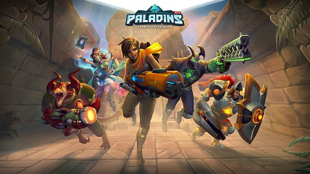 Paladins - Free to Play. Download here.