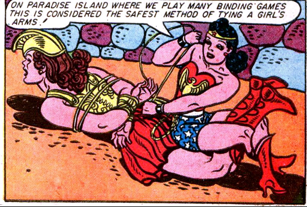 Wonder Woman and Bondage.png