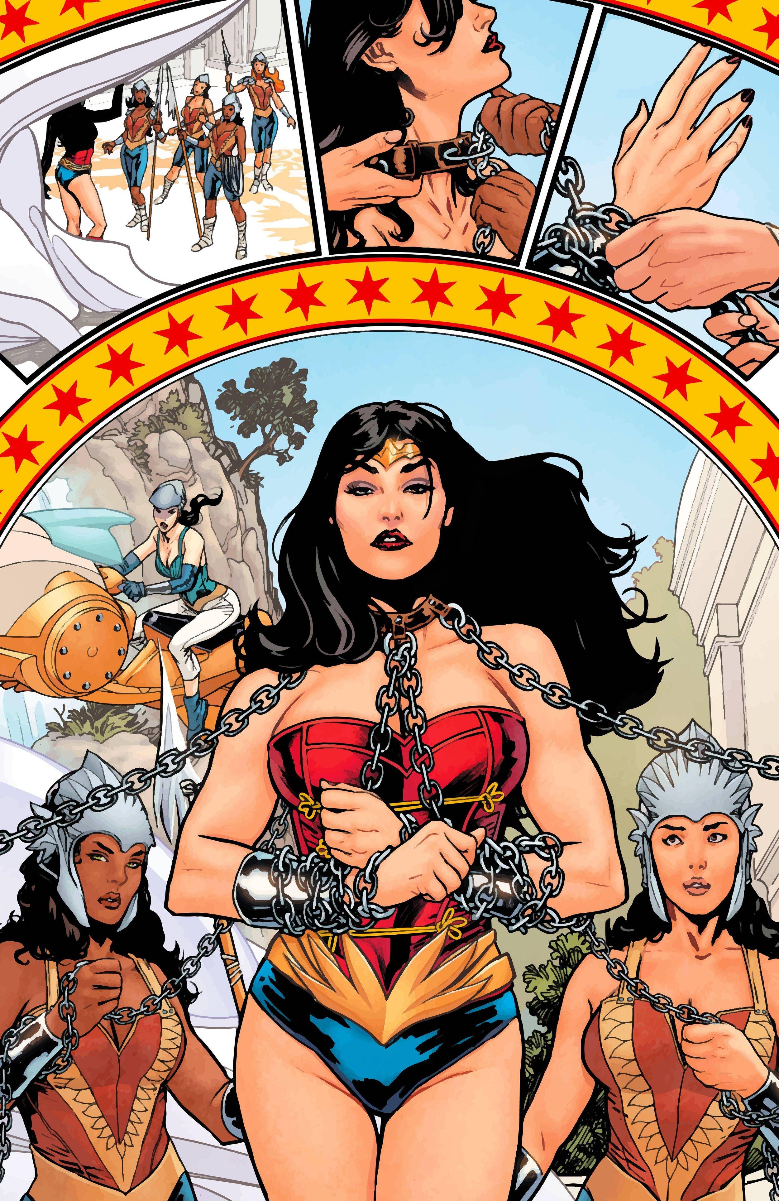 Wonder Woman and Bondage Earth One.jpg