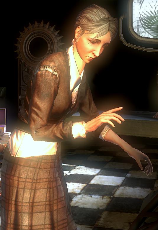 Dr. Brigid Tenenbaum - Bioshock Franchise