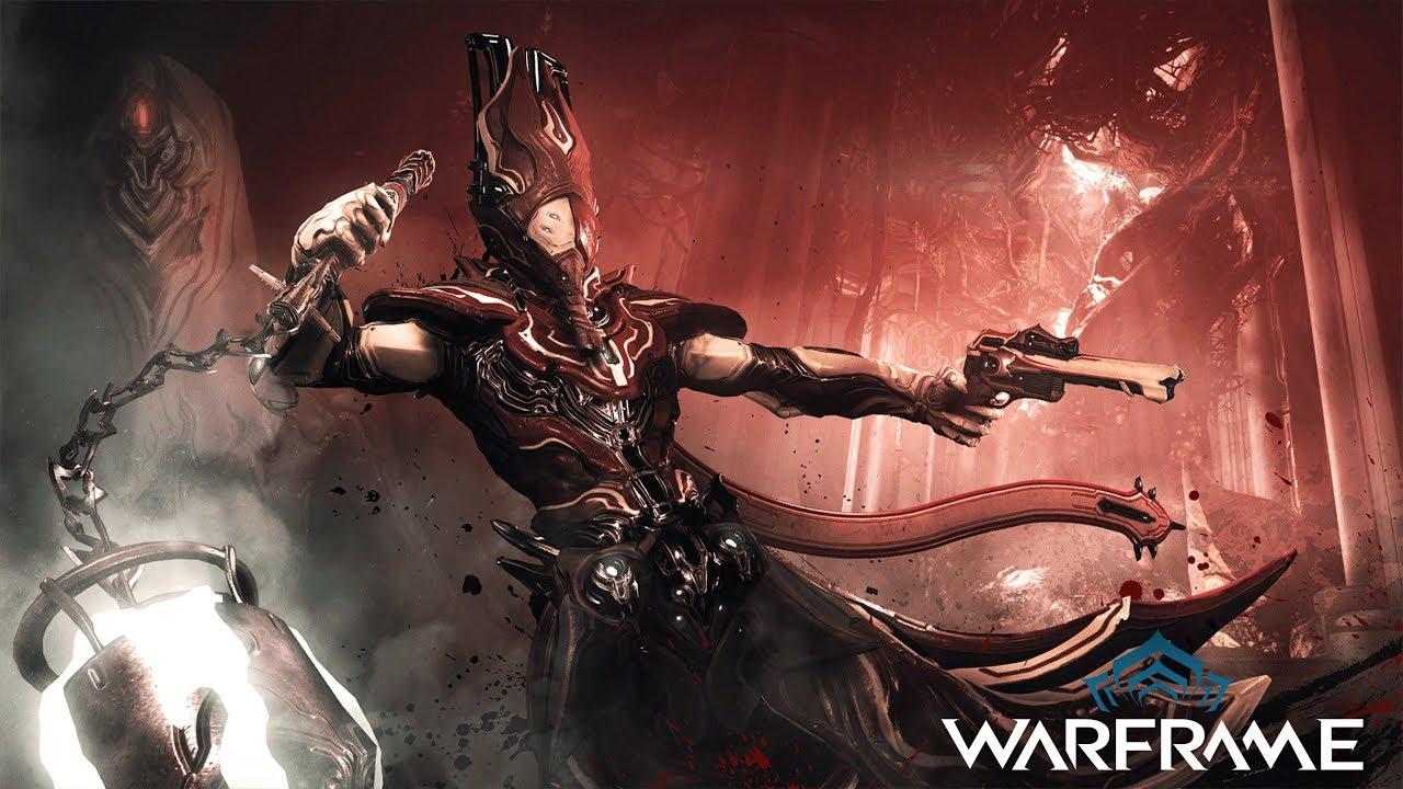 Rell - Warframe